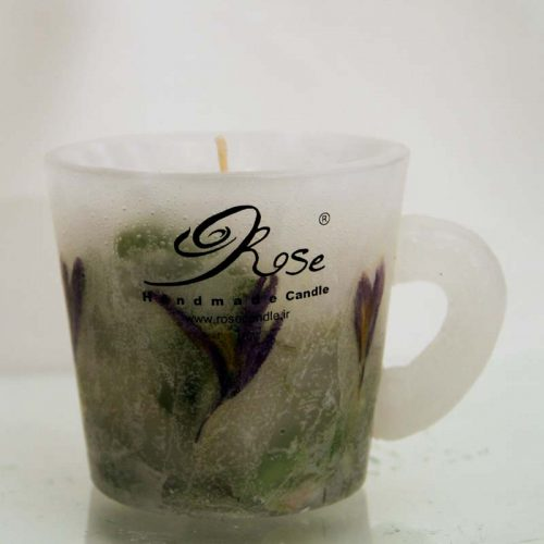 شمع ليوان زعفران
